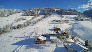 Skifahren in St.Johann - Hetzenbichl