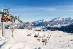 Schifahren in der Schiregion Amade