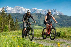 Radfahren im Salzburgerland